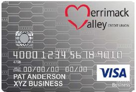 Visa Business Card image