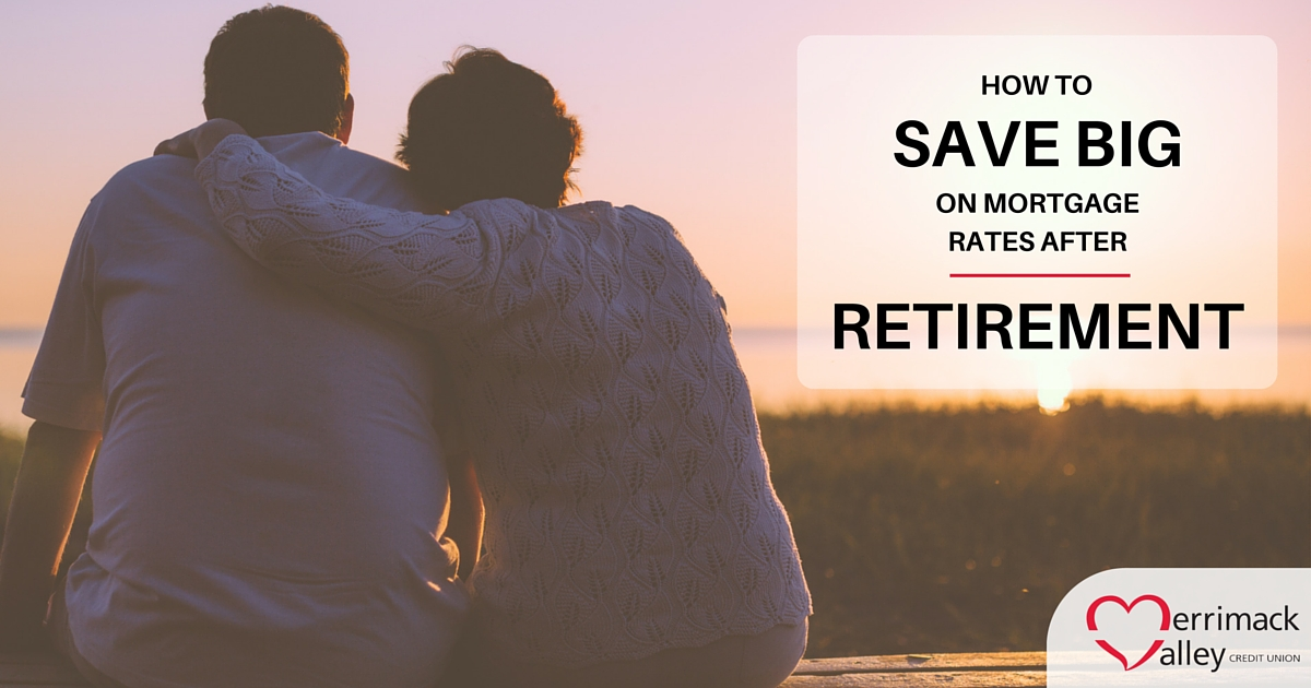 save on mortgage after retirement