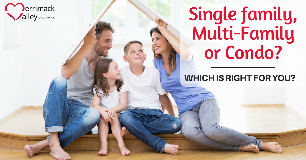 single family multifamily or condo