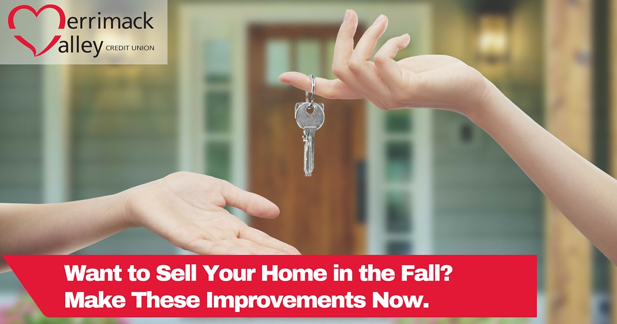 improvements to sell home in fall