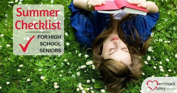 checklist high school seniors