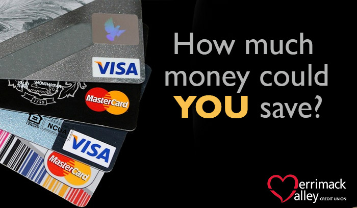 2 Visa cards and 2 MasterCard cards - how much money could YOU save?