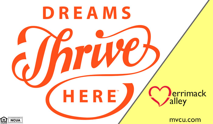 "orange words ""Dreams thrive here"""